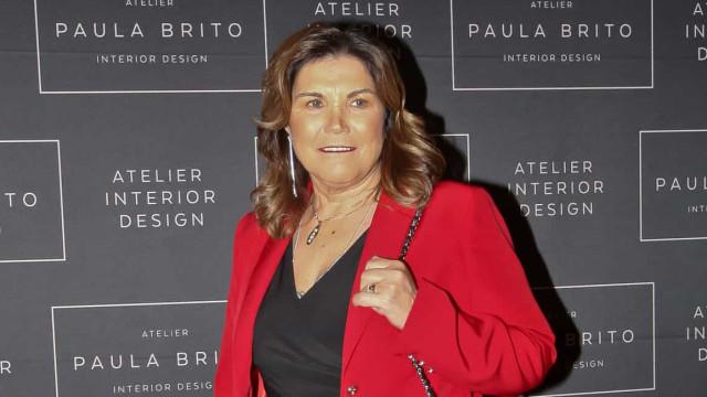 Vídeo. Dolores Aveiro mostra festejos da vitória de Portugal