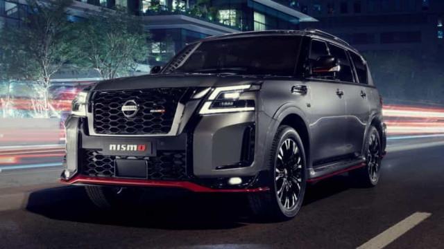 Nissan Patrol Nismo, o super SUV que faz furor no Médio Oriente