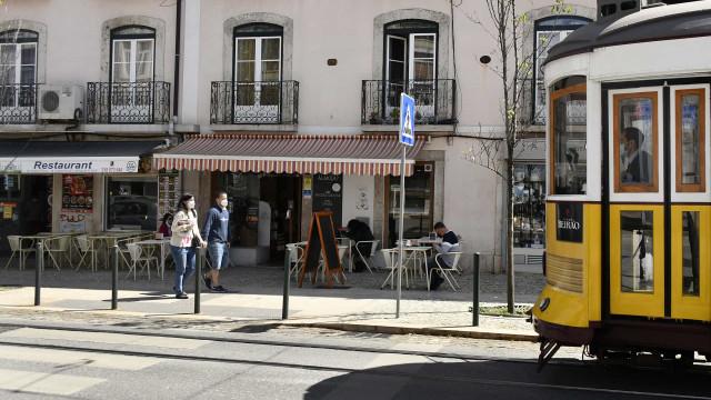 """Ao ritmo atual, Portugal atinge linha vermelha em """"dois ou mais meses"""""""