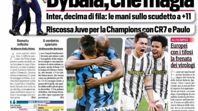 Lá fora: Festival de Mbappé, Juve vence e Inter mais perto do título