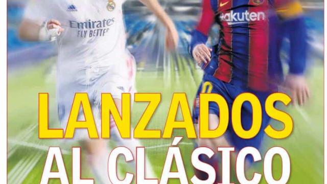 Lá fora: El Clásico já mexe, Dybala pode sair e Man. United vence Granada