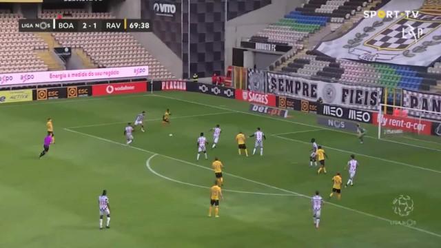 Carlos Mané regressa aos golos e relança Rio Ave no Bessa