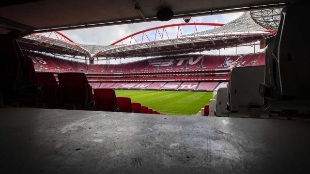 Benfica-Sporting em direto: Tudo o que antecedeu o dérbi deste sábado