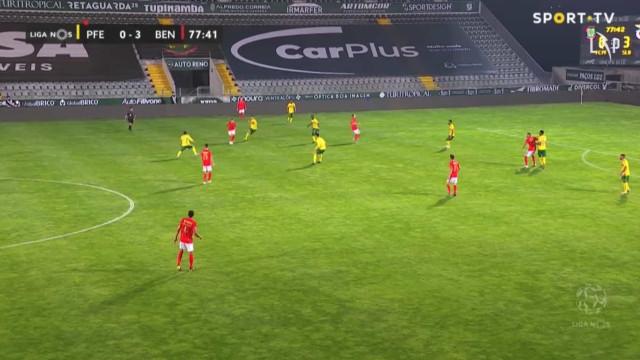 Seferovic supera Pote e já é o melhor marcador da I Liga com este golo