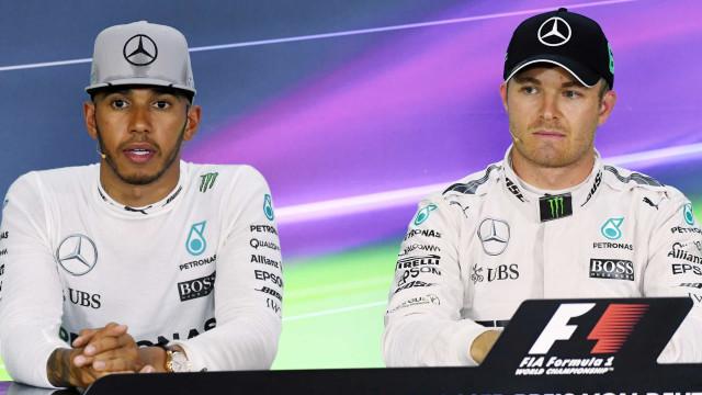 """""""Rosberg faz em 1.000 voltas o que Hamilton faz em duas"""""""