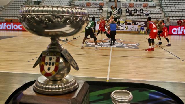 Basquetebol: Sporting vence Taça de Portugal com vantagem categórica