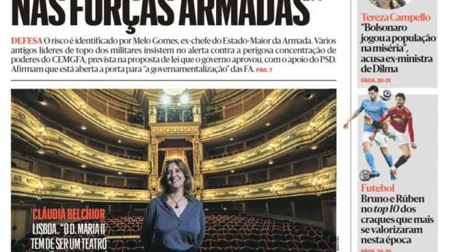 Hoje é notícia: Guterres garante tacho a Ivo Rosa; Dose única chega na 4ª