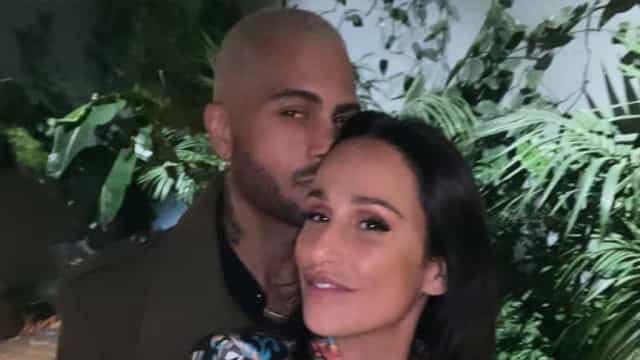 Os festejos do aniversário do namorado de Rita Pereira