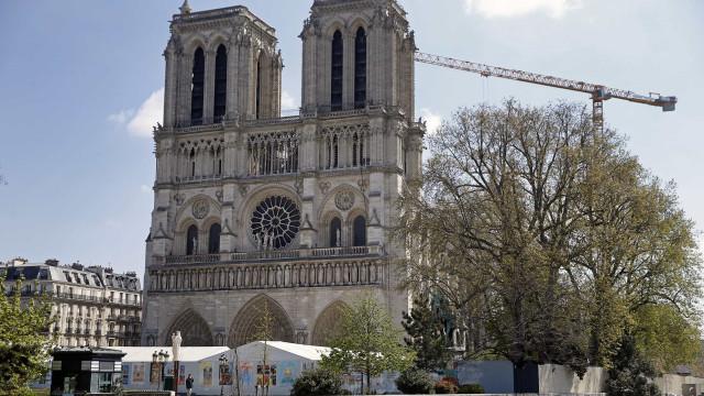 Dois anos depois do incêndio, é assim que está a catedral de Notre-Dame