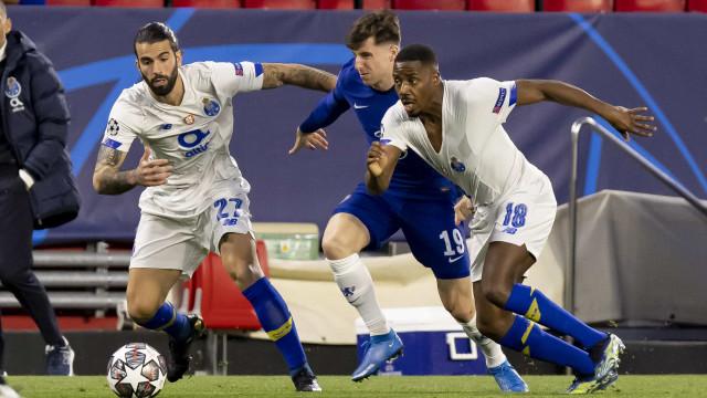 Acabou o sonho. FC Porto vence Chelsea, mas está fora da Champions