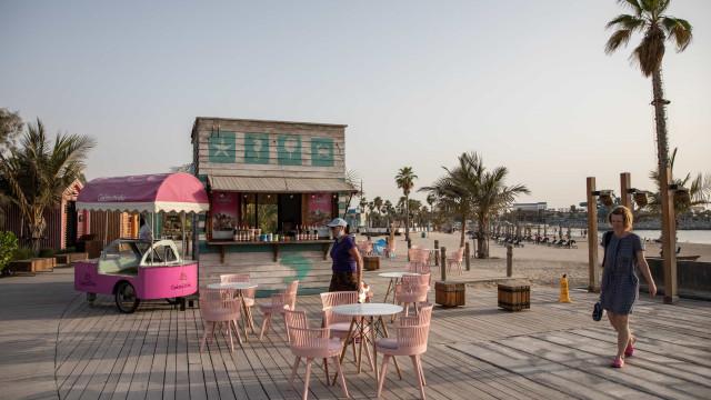 No Dubai, este é o primeiro Ramadão sem cortinas nos restaurantes