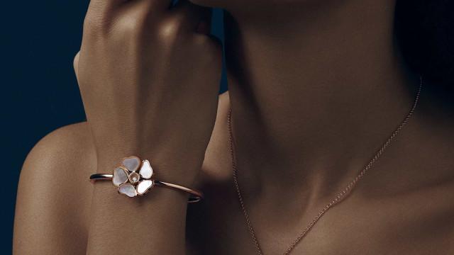 Chopard apresenta coleção 'Happy Hearts Flowers', um jardim de corações