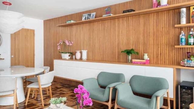 Quer algumas ideias para decorar a sua casa com madeira?