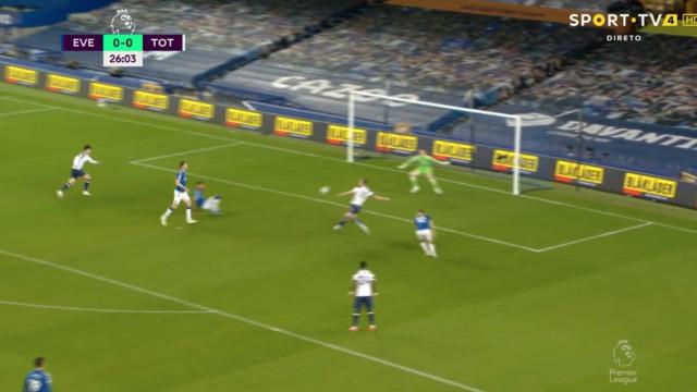 'Suspeito do costume' adiantou Tottenham, de Mourinho, no marcador