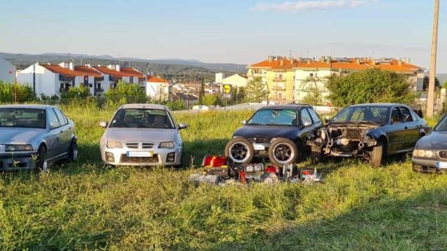 Suspeito identificado pela GNR por viciação de automóveis