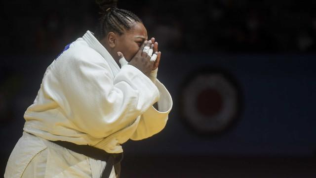 Rochele Nunes conquista a quarta medalha para Portugal nos Europeus