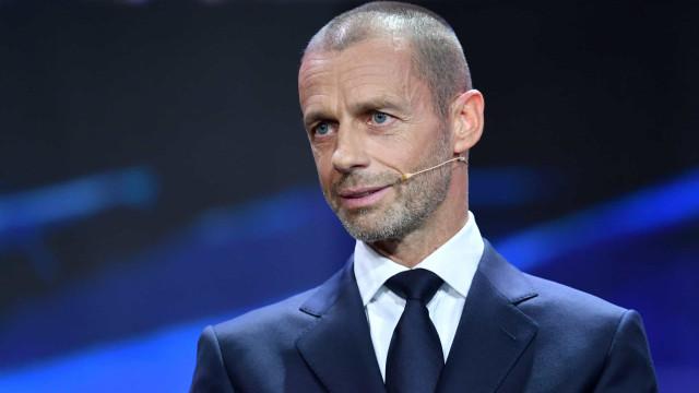Nove clubes desistem formalmente da Superliga mas UEFA aplica corte