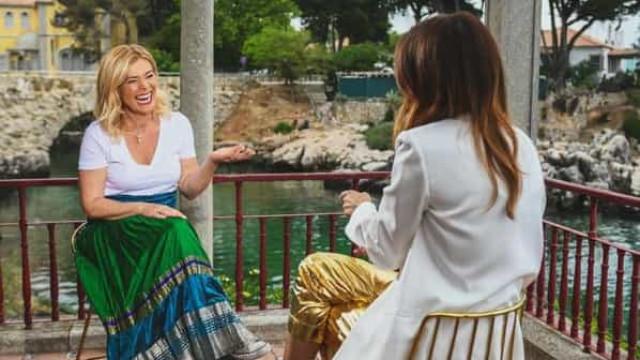 TVI revela a próxima entrevistada do programa 'Conta-me'