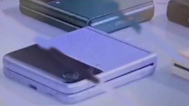 Fuga de informação revela capas do novo telemóvel dobrável da Samsung