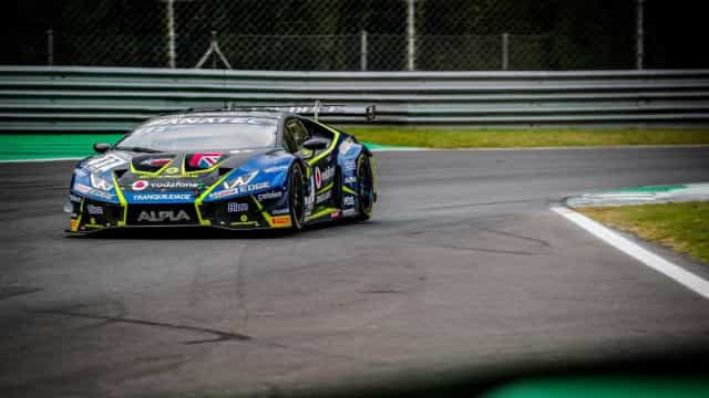 Henrique Chaves prepara-se para nova ronda do GT World Challenge