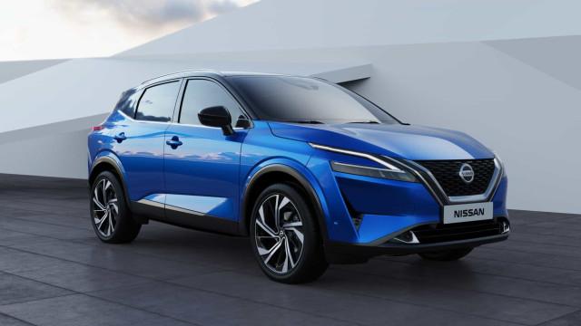 Novo Nissan Qashqai chega a Portugal e já são conhecidos os preços