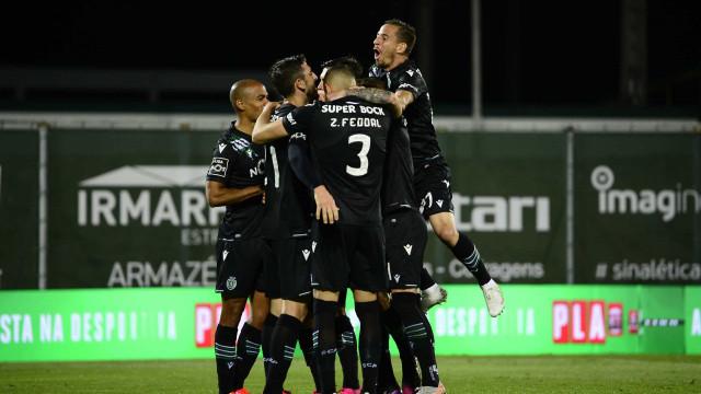 Sporting ganha em Vila do Conde e milhões já estão garantidos em 2021/22