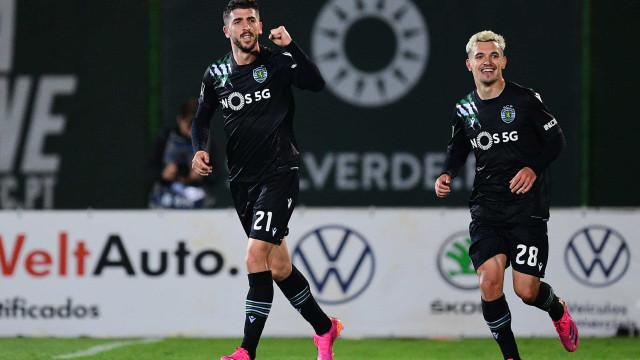 """Ristovski mostra estar atento ao Sporting: """"Amanhã já somos campeões"""""""