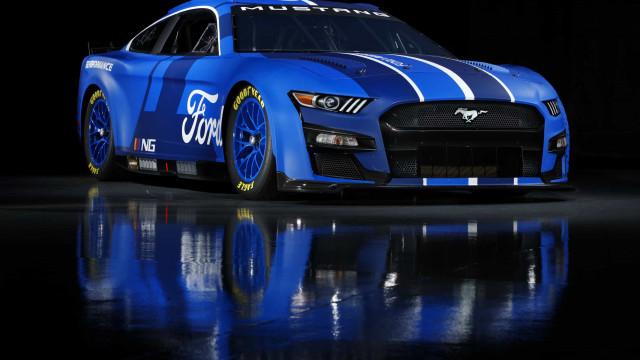 NASCAR: São estes os novos carros de 2022