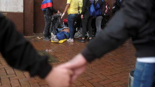 Protestos contra Governo colombiano provocam pelo menos 24 mortes