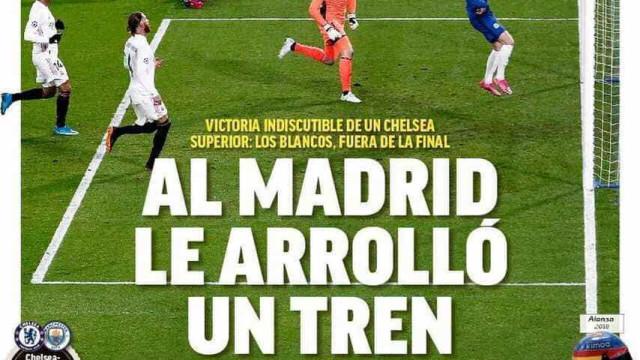 Lá fora: Chelsea na final da Champions e Pjanic com interessados