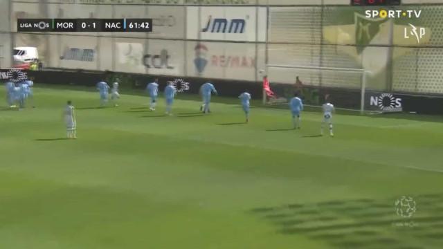 Ferraresi tomou-lhe o gosto e voltou a marcar pelo Moreirense