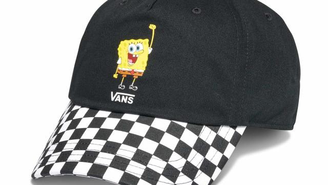 Vans e Nickelodeon juntam-se em coleção SpongeBob