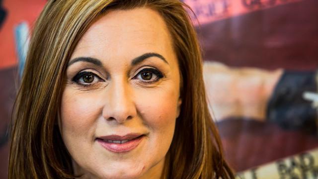 """""""Será um dia decisivo"""", diz Dulce Guimarães sobre Maria João Abreu"""