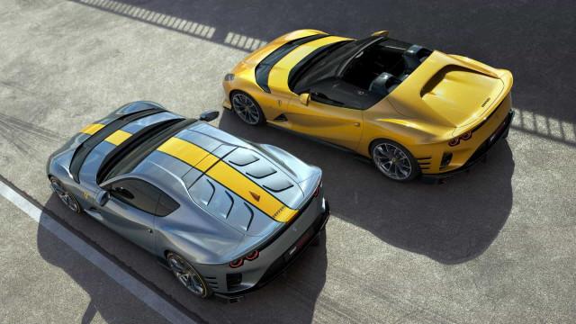 Ferrari apresentou os novos 812 Competizione... que já esgotaram