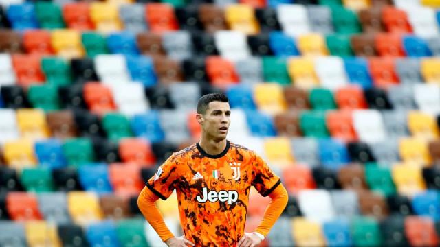 A (curta) lista de indispensáveis da Juve e... Ronaldo não mora por lá