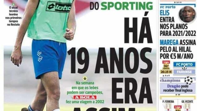 Por cá: Marega despede-se do FC Porto e Sporting 'ataca' mercado
