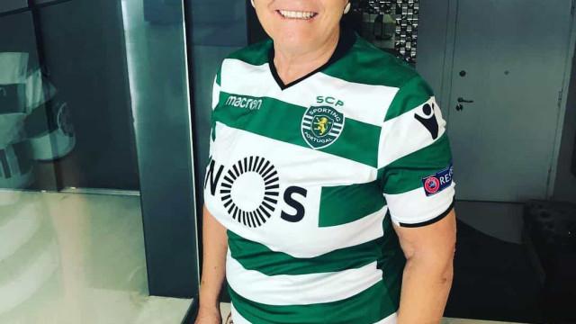 Dolores Aveiro participa em podcast do Sporting