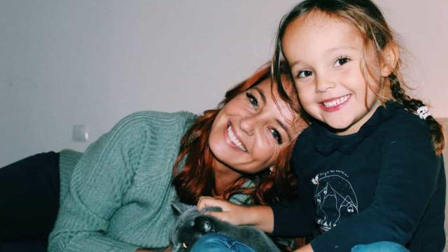 Vídeo. Bárbara Norton de Matos celebra aniversário da filha mais nova