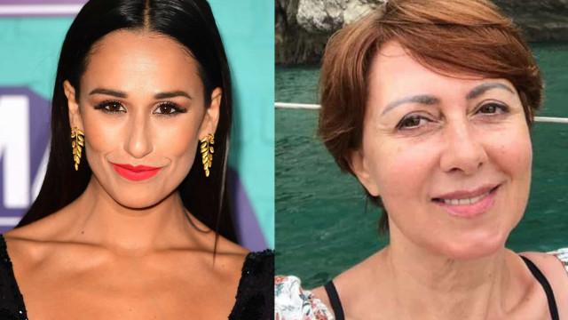 Rita Pereira reage a boas notícias sobre Maria João Abreu