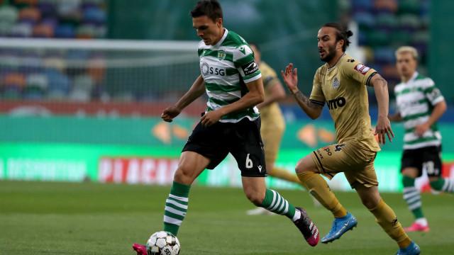 [0-0] Sporting-Boavista: Porro sai em lágrimas do terreno de jogo
