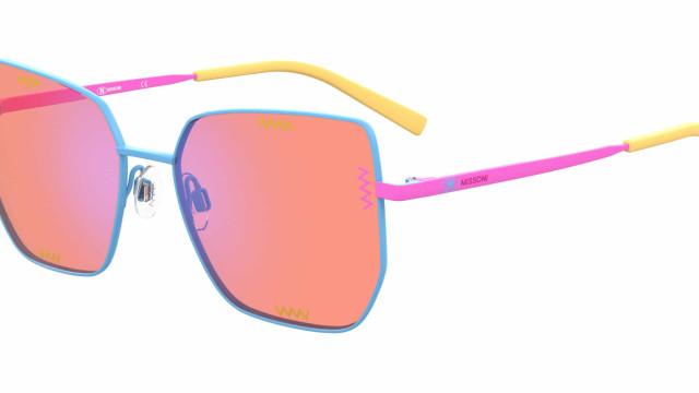 A nova coleção primavera/verão da M Missoni está repleta de cor