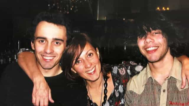 As imagens daquele que era o grande amor de Maria João Abreu: A família