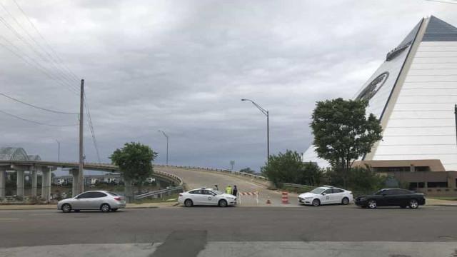 Uma inspeção de rotina terminou com encerramento imediato de ponte