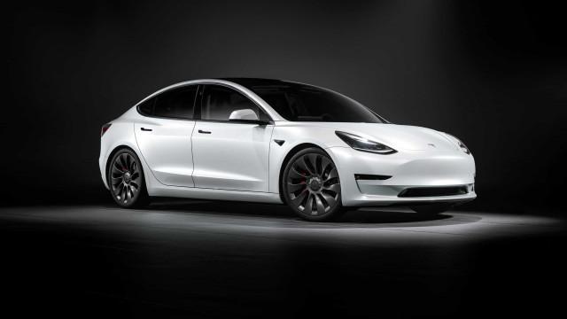 Tesla Model 3 foi o carro mais vendido de setembro na Europa