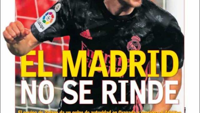 Lá fora: Real Madrid não se rende e Liverpool arrasa United