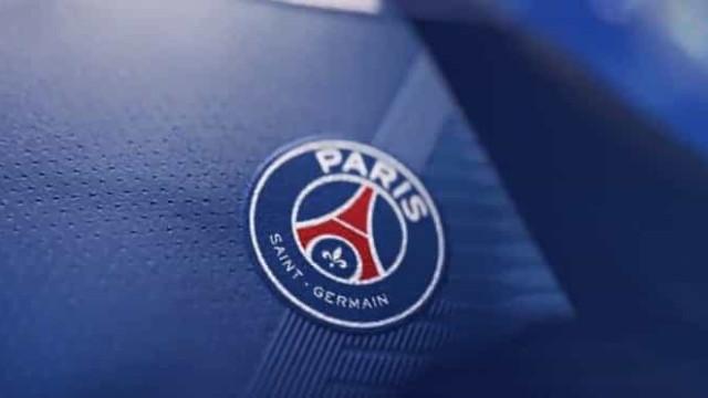 PSG apresenta novo equipamento principal para a próxima época