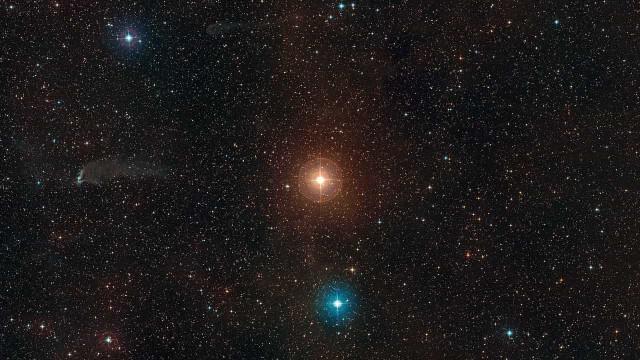 Investigadores podem ter descoberto o primeiro planeta além da Via Láctea