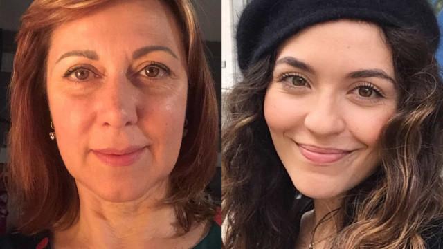 Sara Barradas quebra silêncio após morte de Maria João Abreu