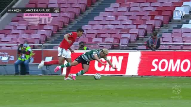 Penálti de Pedro Gonçalves relança o Sporting na reta final
