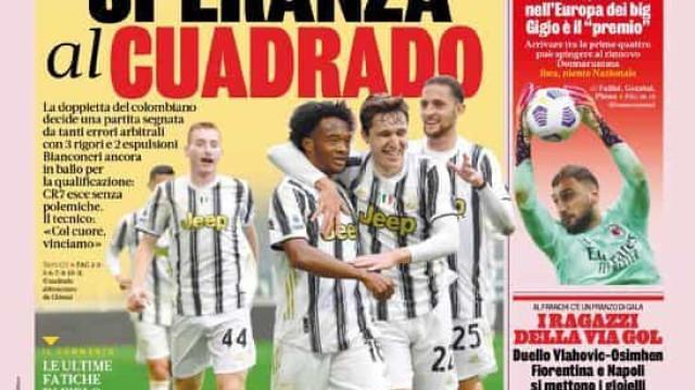 Lá fora: Esperança ao 'Cuadrado' e o primeiro match point na La Liga